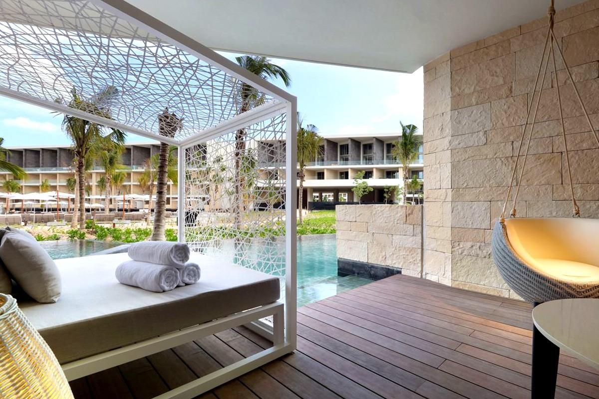En photos: le nouveau TRS Coral Hotel à Costa Mujeres