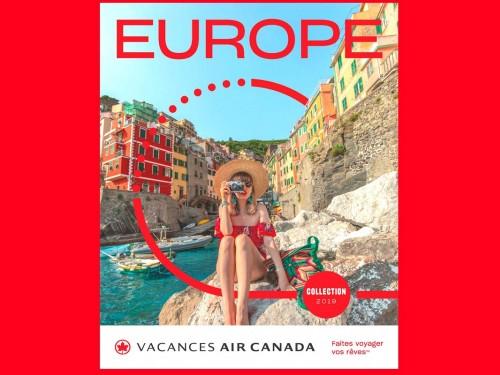 Nouvelle collection Europe VAC 2019: partenariats avec des experts locaux