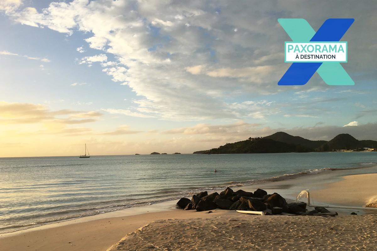 PAX à destination: Antigua pour tous les budgets