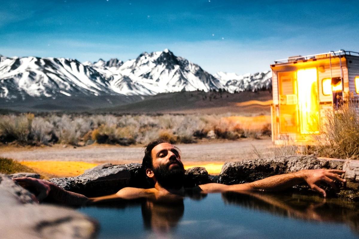 4 sources thermales uniques au monde pour se réchauffer