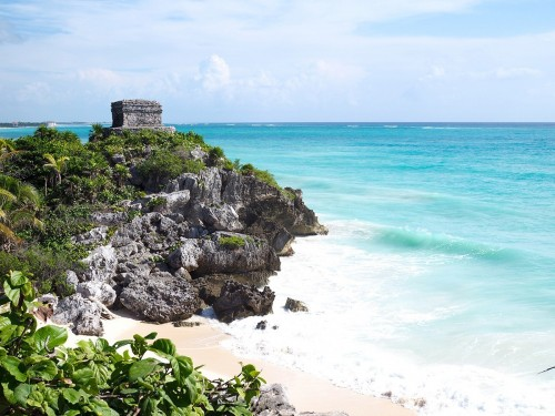 Tulum veut obtenir une certification environnementale pour ses plages