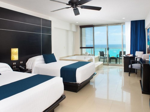 Le Seadust Cancun Family Resort se dote de suites accessibles