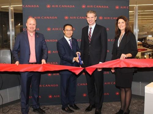PAX à destination : à la découverte du nouveau lounge Air Canada à LaGuardia