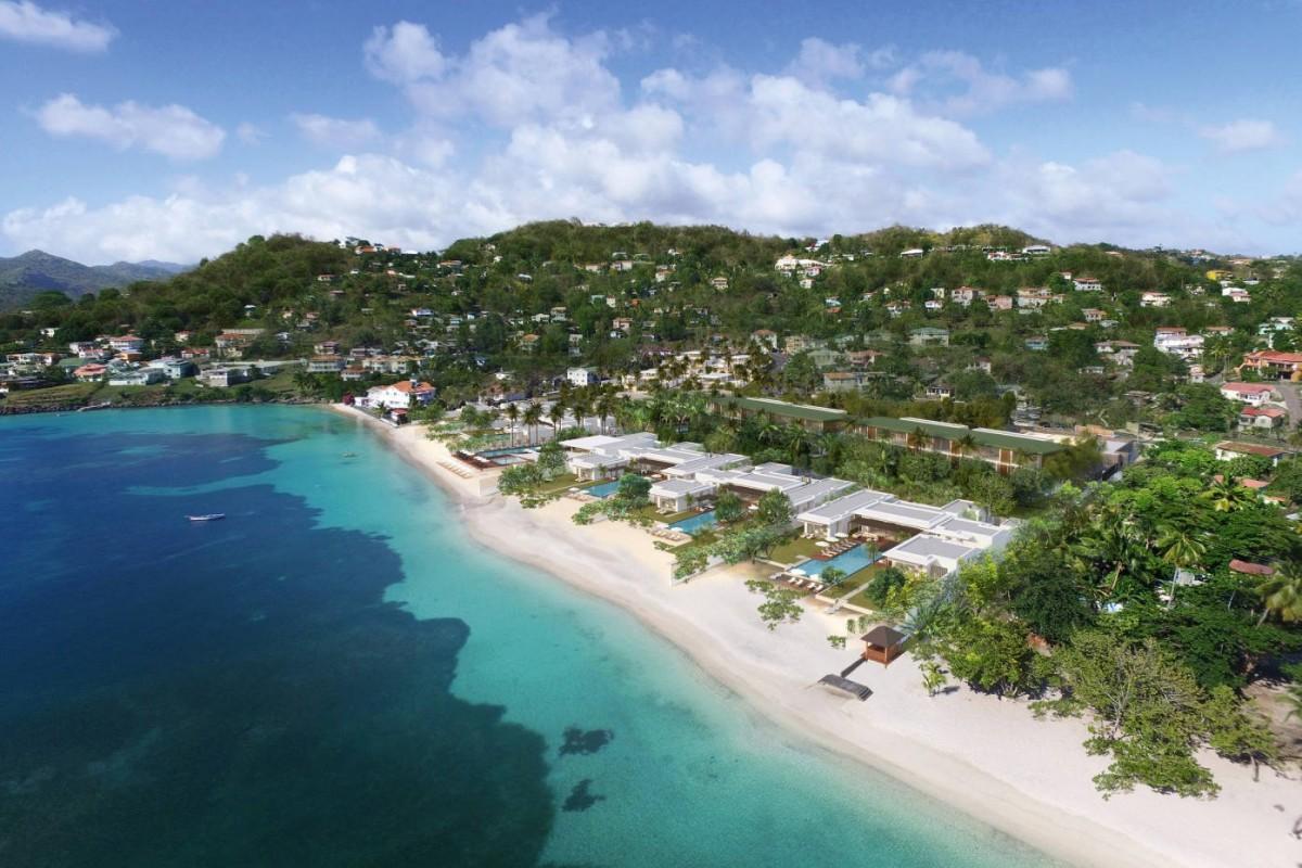 Le somptueux Silversands Grenada maintenant ouvert