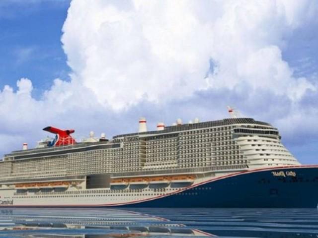 Carnival dévoile le nom de son prochain navire