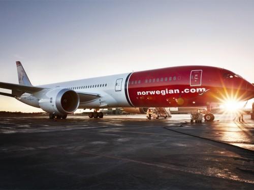 Norwegian Airlines, la moins polluante sur le transatlantique