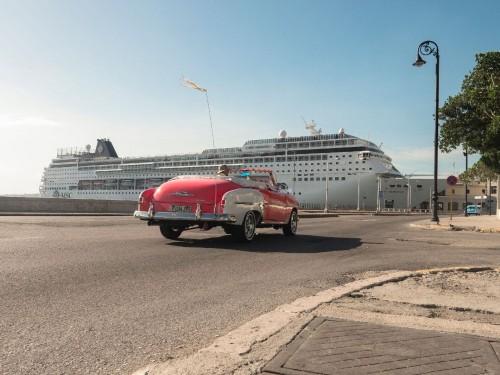 MSC Cruises débarque à Cuba