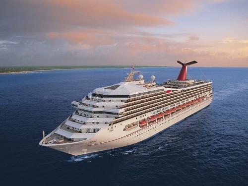 Vacances Air Canada : première formation en mer avec Carnival Cruise Line