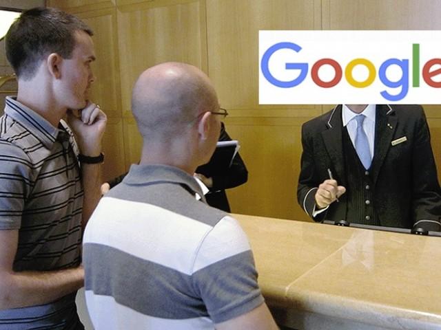 Hôtel : l'outil interprète de Google au service des concierges