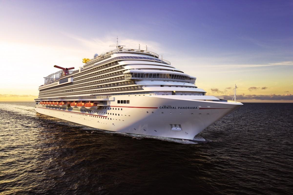 Découvrez le Panorama, nouveau navire de Carnival Cruises