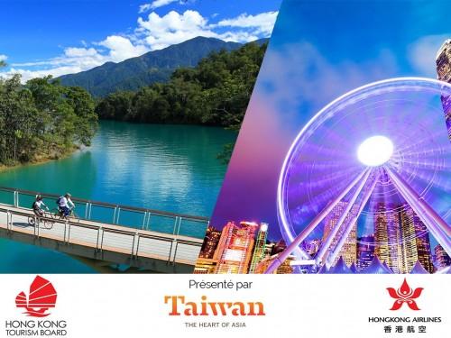 Quiz concours Hong Kong-Ta?wan: gagnez un voyage pour deux!