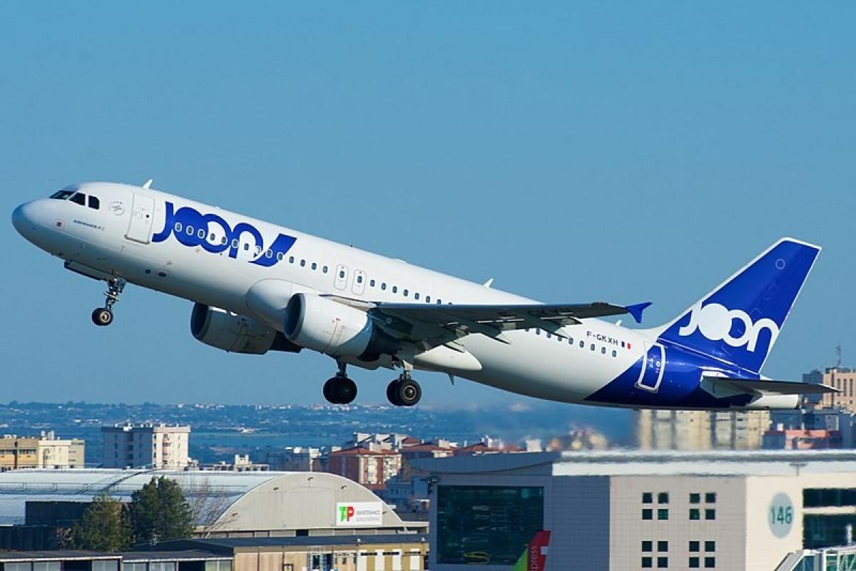 Air France va arrêter son low-cost Joon
