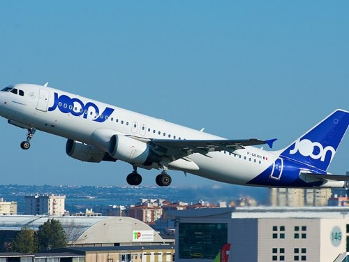 Air France va arrêter son low-cost Joon