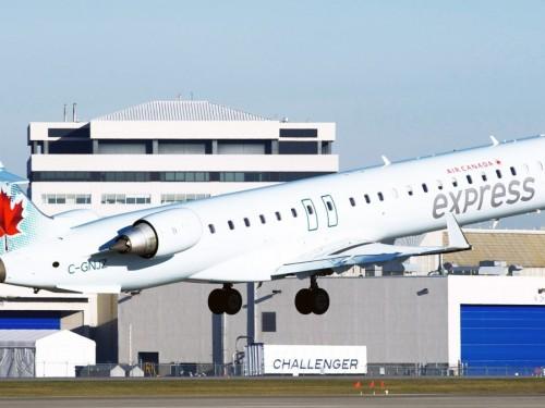 Prolongation de l'entente entre Air Canada et la société mère de Jazz