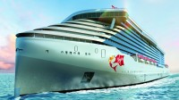 Le premier navire de Virgin Voyages se dévoile de l'intérieur