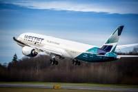 Le premier Boeing 787 Dreamliner de WestJet est arrivé