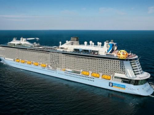 Découvrez le Spectrum of the Seas, nouveau navire de Royal Caribbean