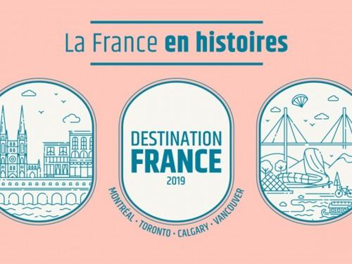 Appel de candidatures pour le Prix Produit de l'année de Destination France