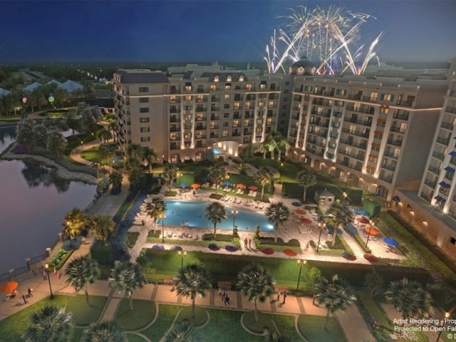 Ouverture des réservations pour le nouvel hôtel Disney