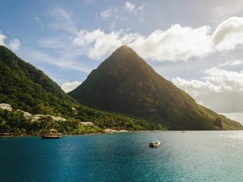 Un deuxième port de croisière à Sainte-Lucie ?