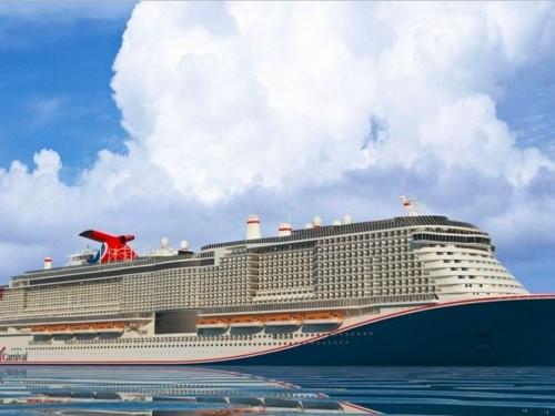 Carnival dévoile l'intérieur de son futur navire, le Mardi Gras