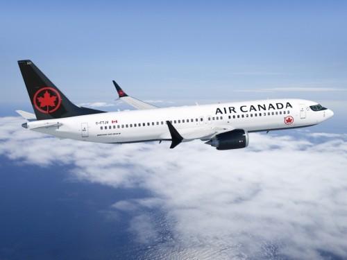 Moins de plastique sur les vols d'Air Canada