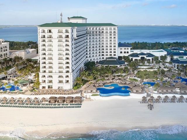 Le JW Marriott Cancun Resort & Spa est rénové