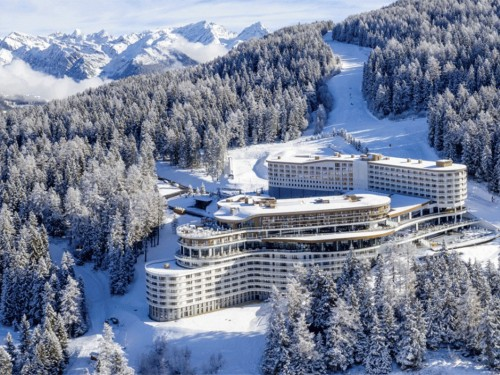 Inauguration du nouveau Club Med Les Arcs Panorama