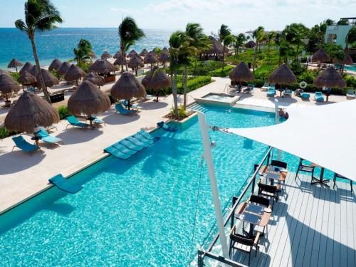 Design et esthétique raffinés au Finest Playa Mujeres