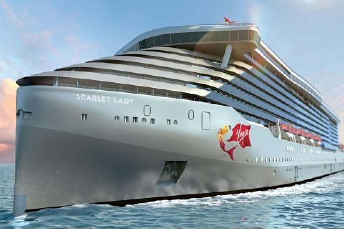 Virgin Voyages : de nouveaux itinéraires pour le Scarlet Lady