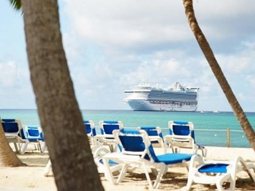 Incendie à Princess Cays : les croisières de Princess Cruises maintenues