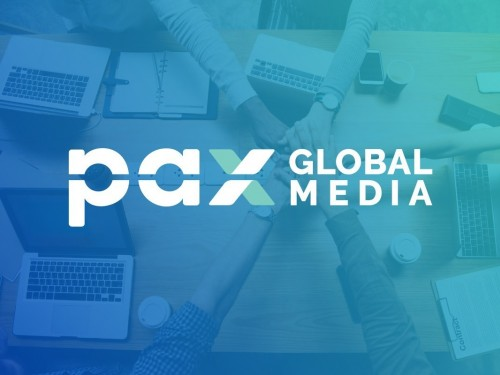 PAX Global Media bonifie son équipe de rédaction