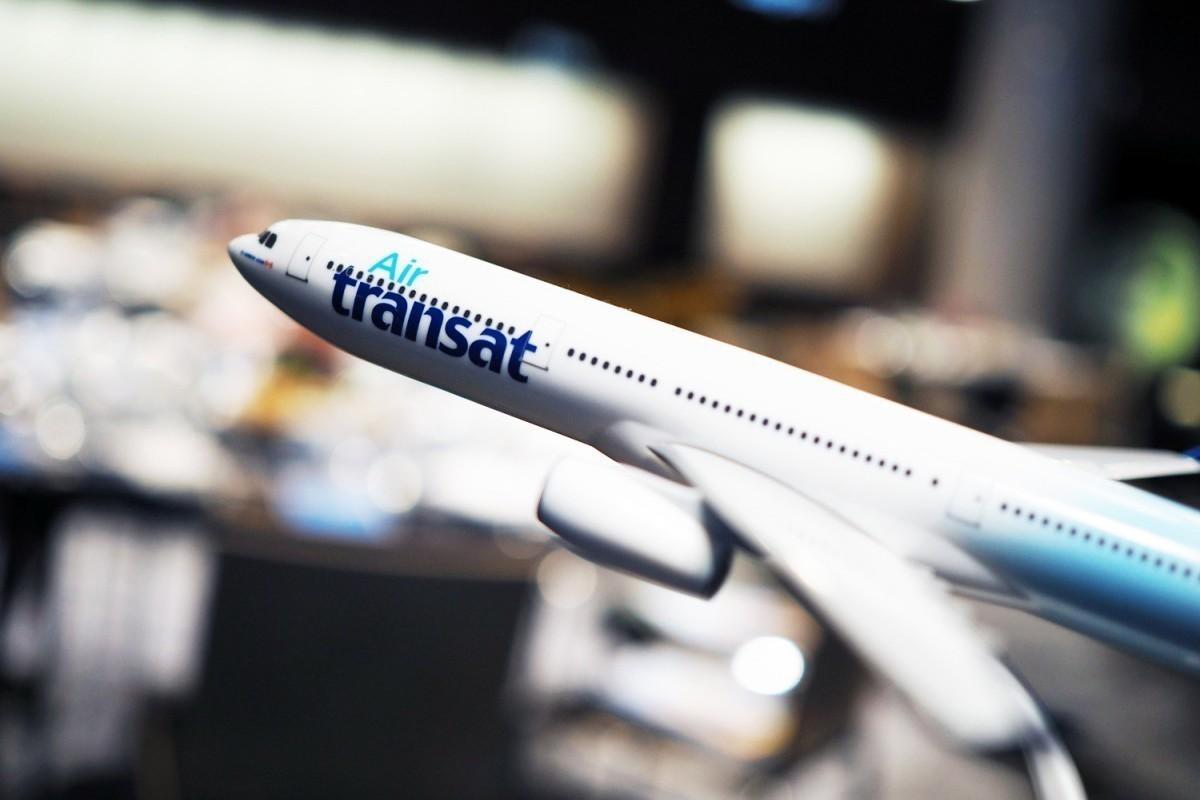 Air Transat fait don de ses denrées au Chaînon