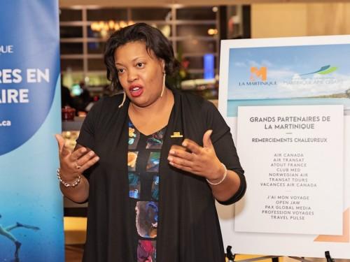 La Martinique ouvre son cœur aux Québécois