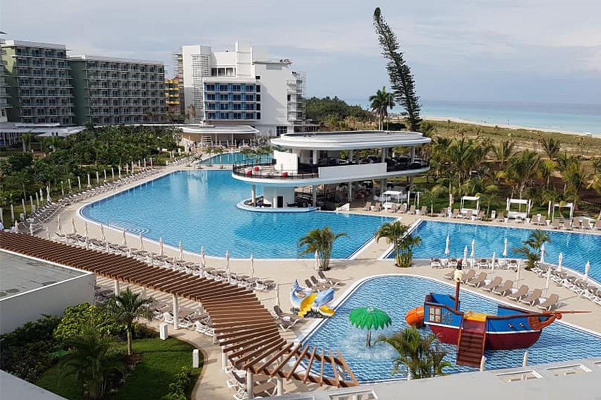 Cuba : ouverture de l'hôtel Meliá Internacional de Varadero ; 8 questions à Gustavo Moor