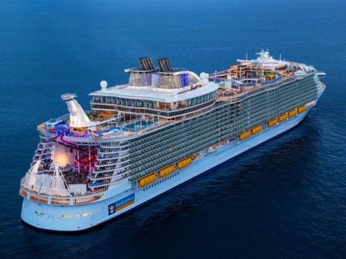 Royal Caribbean : un nouveau géant des mers d'ici 2023
