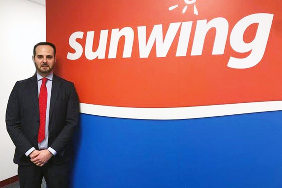 Sunwing : Steven Tuzzolino devient directeur des ventes