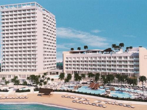 Un deuxième hôtel Breathless à Cancún