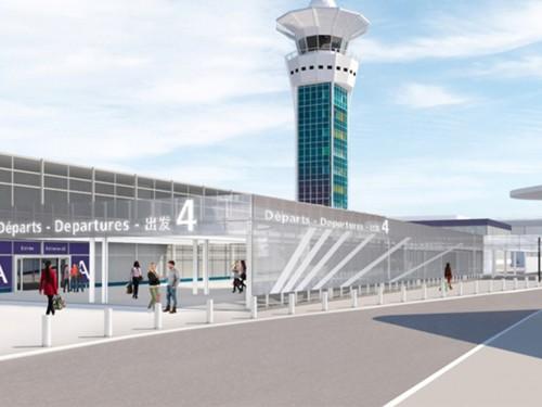 L'aéroport Paris-Orly fait peau neuve