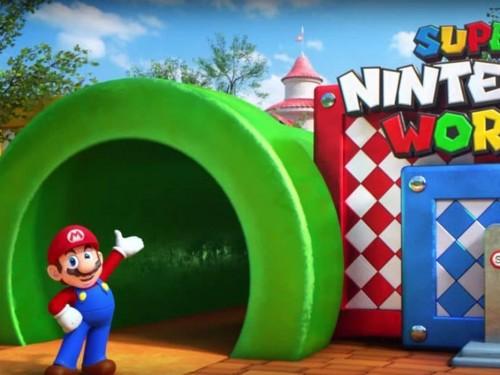 Universal : un nouveau parc thématique Super Mario en 2020 ?