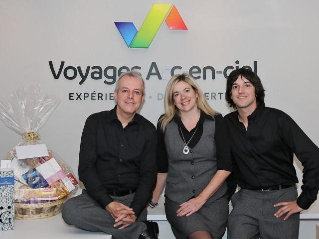 Voyages Arc-en-ciel : la vie commence à 40 ans !