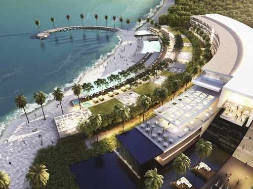 Exclusif : le Paradisus Playa Mujeres ouvrira en août 2019