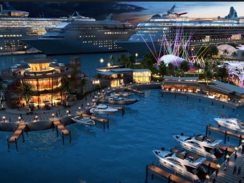 Le port de Nassau sera entièrement rénové