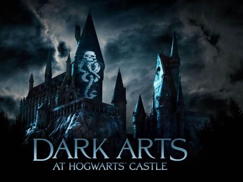Orlando Universal : nouveau spectacle de lumière au château de Poudlard