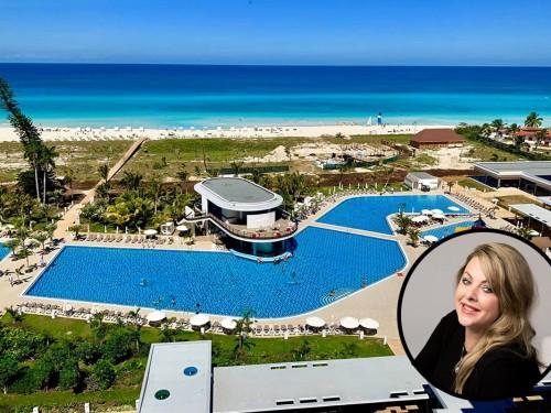 Isabelle St-Amand de retour du Meliá International : « Quel vent de fraîcheur à Cuba ! »