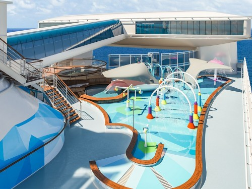 Bientôt un parc aquatique sur le Caribbean Princess