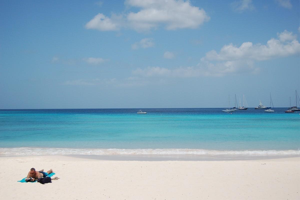 De plus en plus de touristes canadiens sur l'île de la Barbade