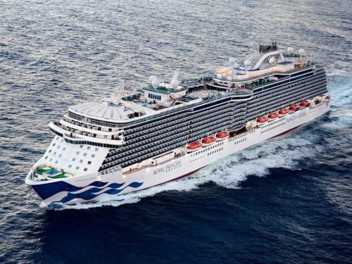 Princess Cruises offrira plus de croisières vers le Mexique en 2019