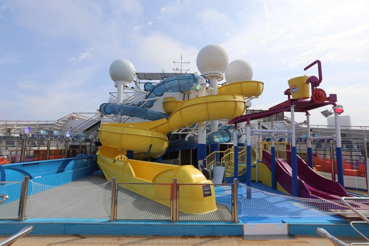 Le Carnival Freedom s'offre une cure de jouvence pour de nouvelles expériences à bord