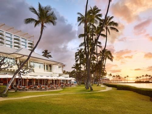 Vivre comme un roi au Kahala Hotel & Resort